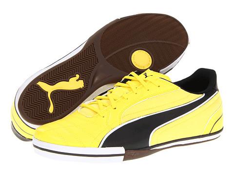 Adidasi PUMA - Momentta Vulc Sala - Blazing Yellow/Black/White