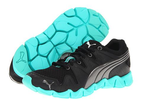 Adidasi PUMA - Shintai Runner Wn\s - Black/Aged Silver/Atlantis