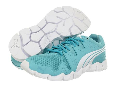 Adidasi PUMA - Shintai Runner Wn\s - Blue Curacao/White