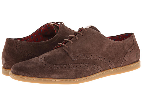 Pantofi Fred Perry - Jacobs Suede - Dark Chocolate 14