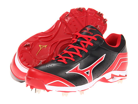 "Adidasi Mizuno - 9-Spikeâ""¢ Advanced Classic 7 - Black/Red"