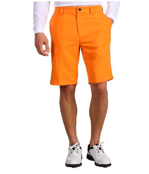 Pantaloni adidas - ClimaLiteî Flat Front Short \13 - Sunset/White
