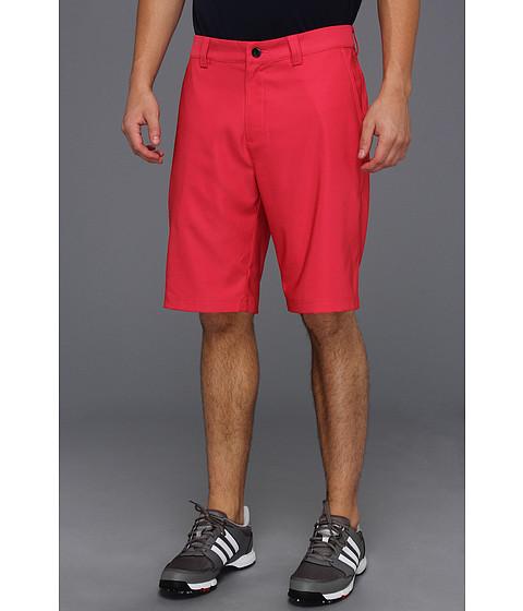 Pantaloni adidas - ClimaLiteî Flat Front Short \13 - Punch/White