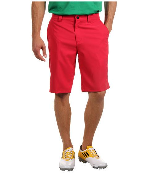 Pantaloni adidas - ClimaLiteî Flat Front Short \13 - Ruby/White