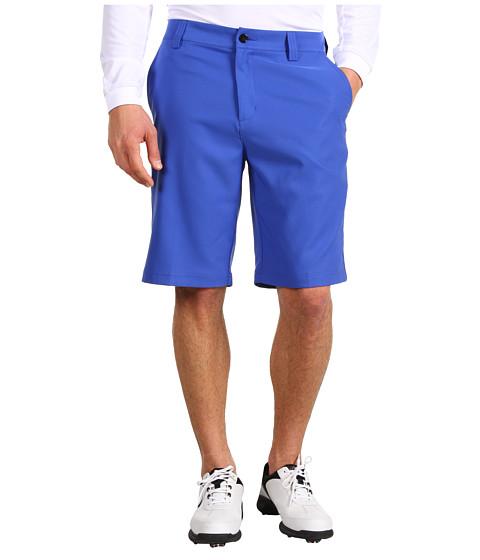 Pantaloni adidas - ClimaLiteî Flat Front Short \13 - Blueberry/White