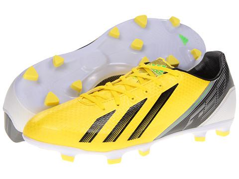 Adidasi adidas - F30 TRX FG 2012 - Vivid Yellow/Black/Green Zest