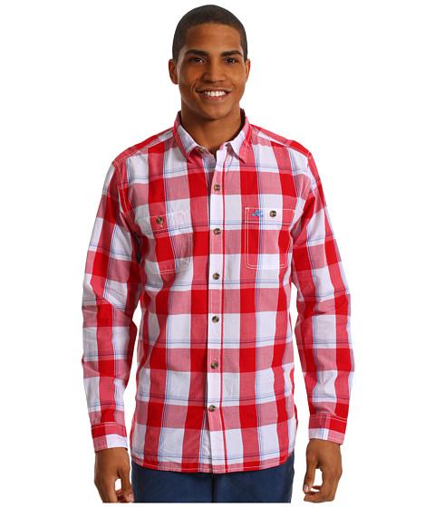 Bluze Hurley - Manhattan Woven Shirt - Red
