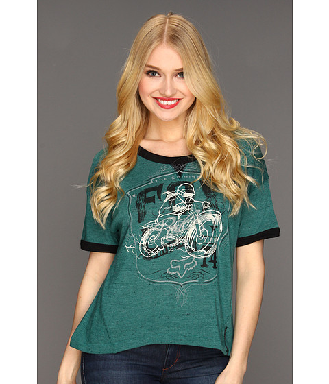 Tricouri Fox - On Edge Top - Emerald