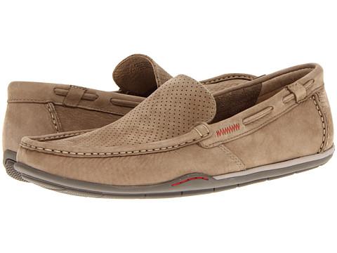 Pantofi Clarks - Rango Beat - Taupe Nubuck