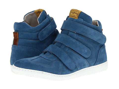 Adidasi Steve Madden - Flipantt - Blue Suede