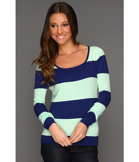 Bluze Hurley - Zoe Sweater (Juniors) - Seafoam