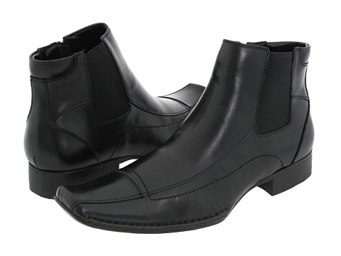 Ghete Steve Madden - Bannir - Black Leather