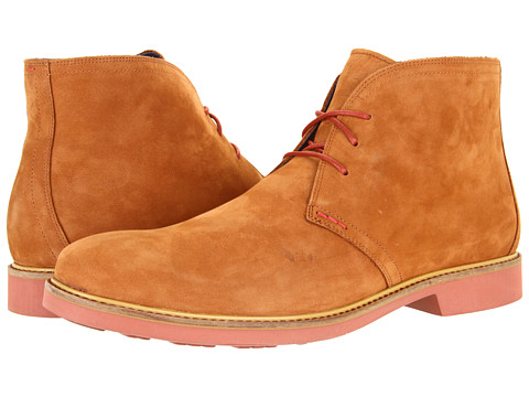 Ghete Cole Haan - Great Jones Chukka - Woodbury Nubuck/Brick