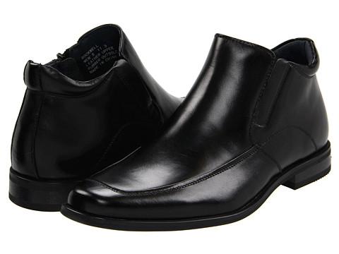Ghete Steve Madden - Rockwell - Black Leather