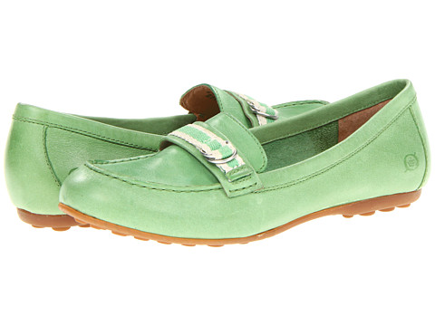 Balerini Born - Maxine - Mandolin (Green) Full Grain Leather