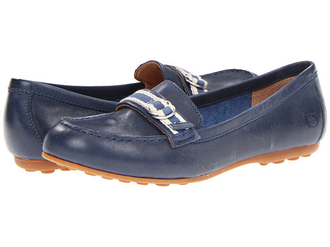 Balerini Born - Maxine - Piccolo (Blue) Full Grain Leather