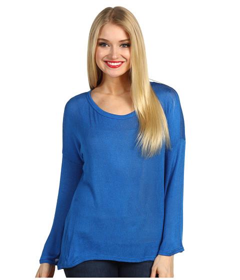 Bluze Type Z - Calle L/S Top - Blue