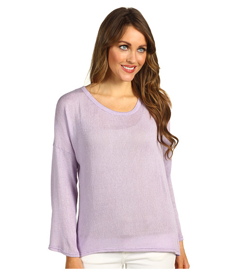 Bluze Type Z - Calle L/S Top - Lilac