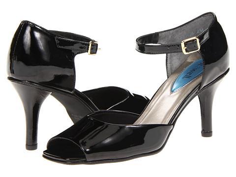 Pantofi Fitzwell - Shimmy - Black Patent