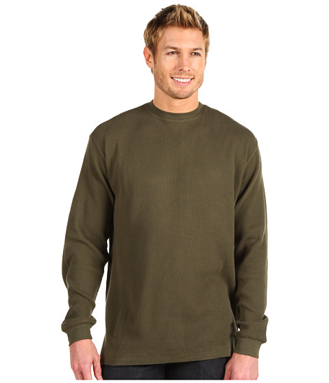 Bluze Fitzwell - Thermal Crew - Olive