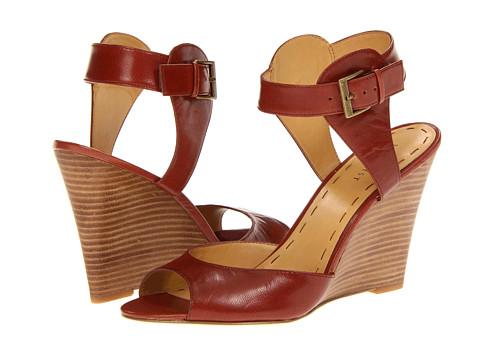 Sandale Nine West - MissCharm - Brown Leather