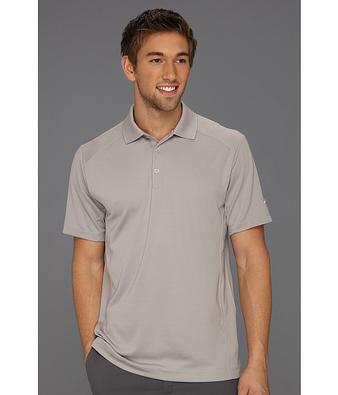 Tricouri Nike - Nike Victory Polo - Pewter Grey/White