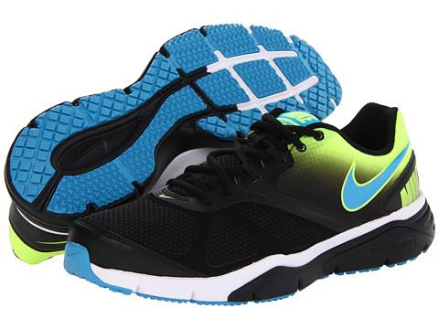 Adidasi Nike - Dual Fusion TR IV - Black/Volt/White/Current Blue