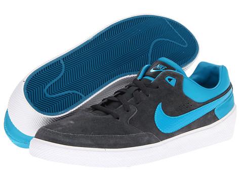 Adidasi Nike - Street Gato AC - Anthracite/Neo Turquoise/White/Neo Turqouise
