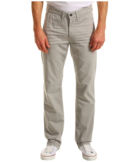 Pantaloni Big Star - Industry Straight Leg Chino in MST Blue - MST Blue