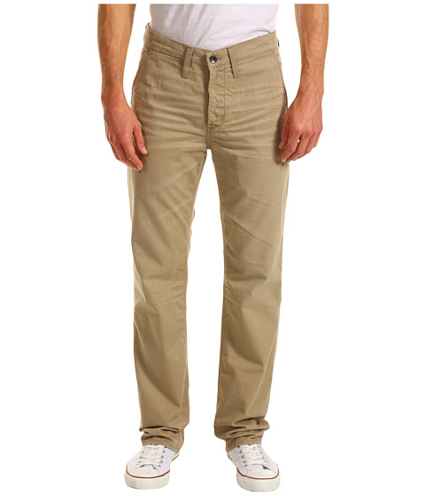 Pantaloni Big Star - Industry Straight Leg Chino in San Beige - San Beige