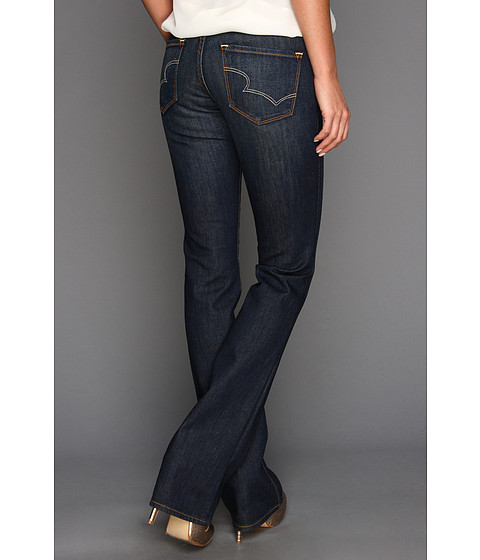 Blugi Big Star - Hazel Mid Rise Slim Bootcut Jean in 3 Year Dust - 3 Year Dust
