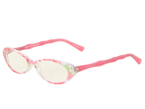 Ochelari Lilly Pulitzer - Splash Readers - What A Wonderful Life/Hibiscus Pink