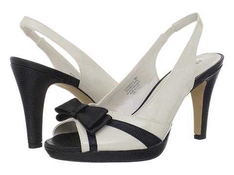 Pantofi Anne Klein New York - 7Emeryld - Ivory Multi