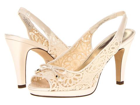 Pantofi Anne Klein New York - Edyth - Ivory