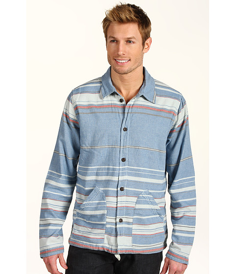 Bluze Lucky Brand - Pacific Jacket - Red/White/Blue