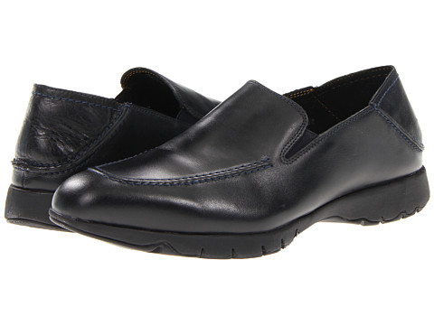 Pantofi Hush Puppies - FIVE-Base - Black Leather