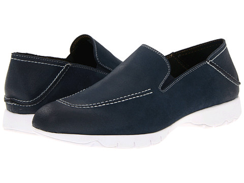 Poza Pantofi Hush Puppies - FIVE-Base - Navy Suede