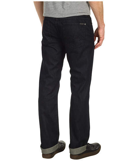 Blugi 7 For All Mankind - Standard Straight Leg in Clean 5509 - Clean 5509