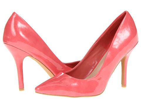Pantofi Lumiani - Paki - Coral