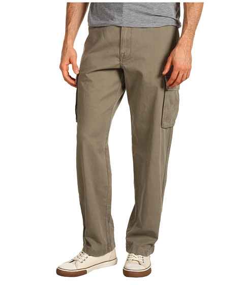 Pantaloni Nautica - Twill Cargo Pant - Baltic Brown
