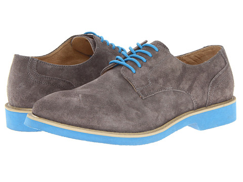 Pantofi Florsheim - Jeremy - Grey Suede/Blue Bottom
