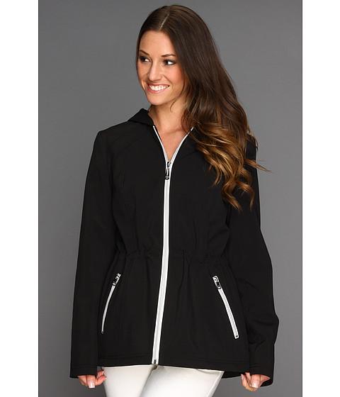 Jachete Jessica Simpson - Hooded Anorak Soft Shell Jacket - Black