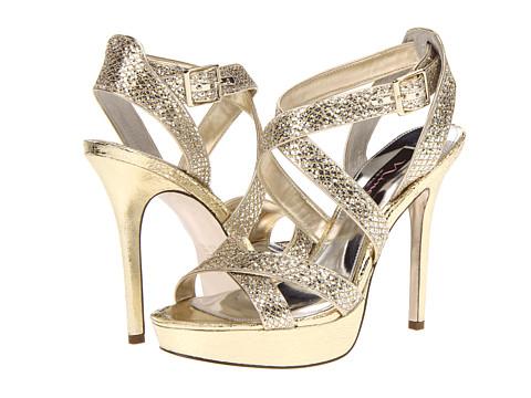 Pantofi Nina - Jacalyn - Platino