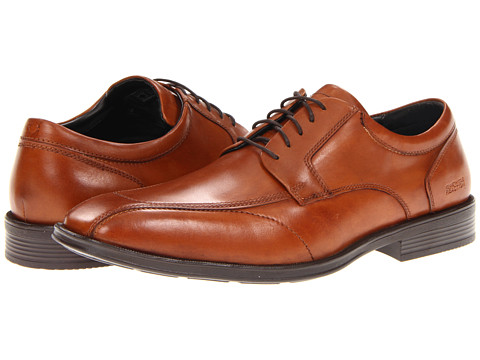 Pantofi Kenneth Cole Reaction - Bill-ard Hall Oxford - Tan