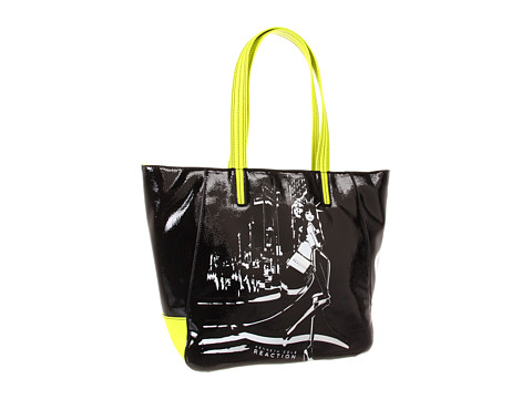 Genti de voiaj Kenneth Cole Reaction - Liberty Girl Tote - Black/Yellow
