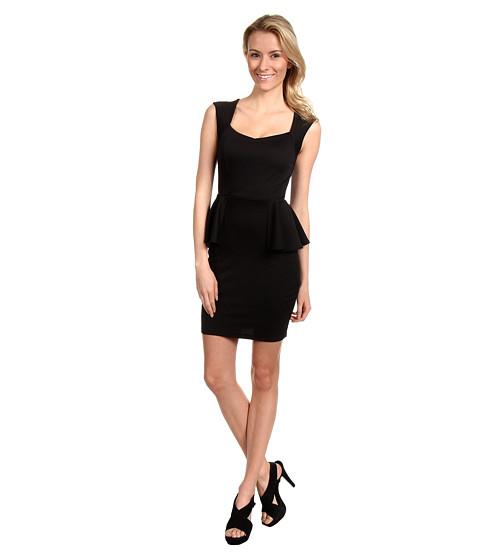 Rochii Brigitte Bailey - Lindz Peplum Dress - Black