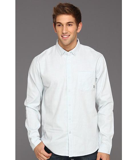 Camasi Billabong - All Day L/S Woven Shirt - Light Blue