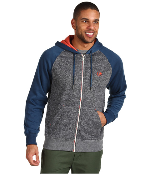 Bluze Billabong - Field Zip Hoodie - Dark Marine
