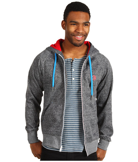 Bluze Billabong - Field Zip Hoodie - Grey