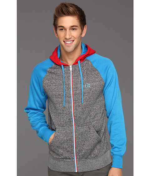 Bluze Billabong - Field Zip Hoodie - Neo Blue
